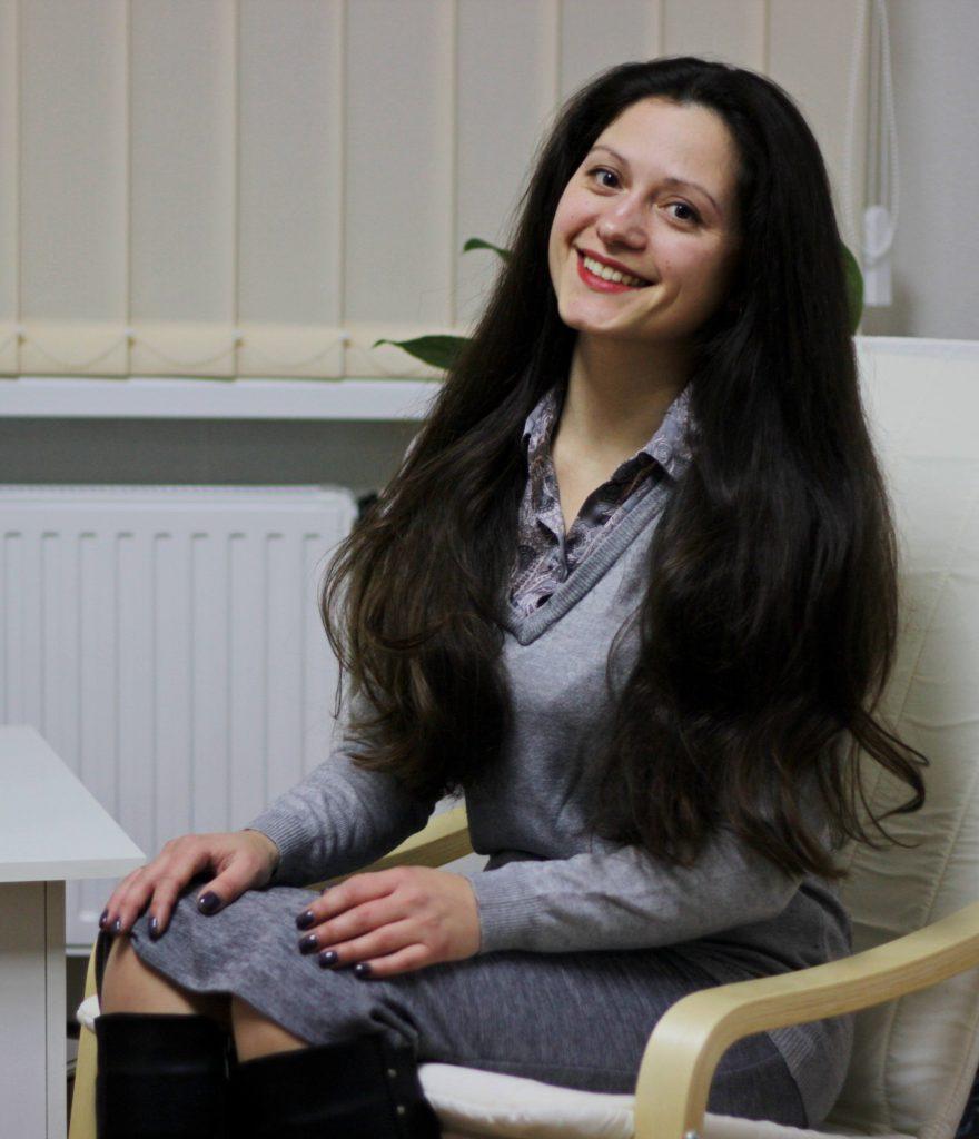 Алина Вишнякова, психолог, семейный консультант, фото,