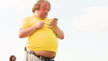 Чем жирный мужик хуже жирной бабы. Голая целлюлитная правда