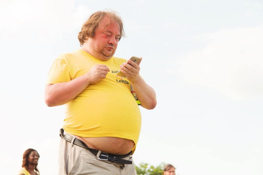 Чем жирный мужик хуже жирной бабы. Голая целлюлитная правда, фото | Психо/логика